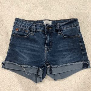 Hudson Jeans Cuffed Shorts